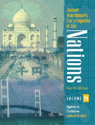 Image for Junior Worldmark Encyclopedia of the Nations, 10 Volume Set,  Edition 4. (Junior Worldmark Encyclopedia of the Nations)