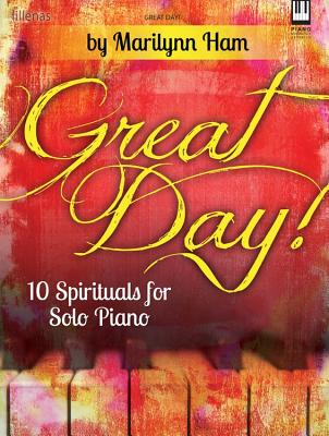 Image for Great Day: 10 Spirituals for Solo Piano