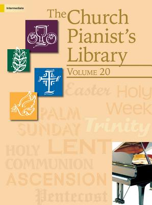 Image for c The Church Pianist's Library, Vol. 20