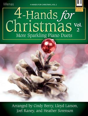 Image for 4-Hands for Christmas Vol. 2