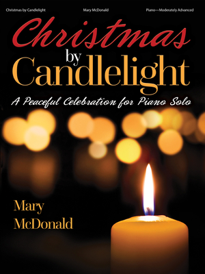 Image for 70/2133L Christmas by Candlelight: A Peaceful Celebration for Piano Solo