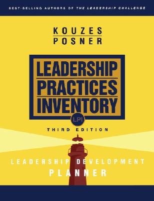 Image for The Leadership Practices Inventory (LPI): Leadership Development Planner , 3rd Edition