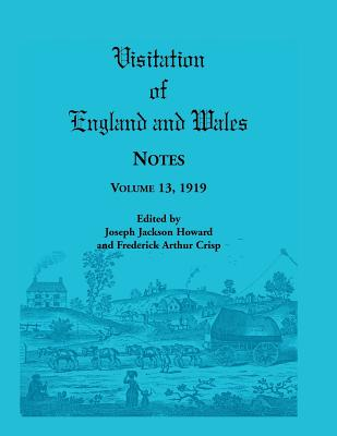 Image for Visitation of England and Wales Notes : Volume 13, 1919