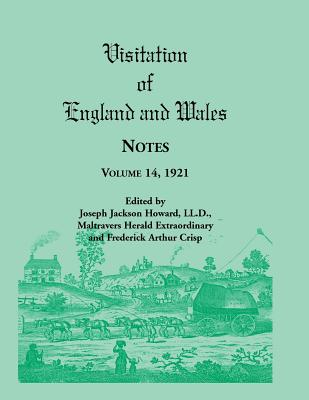 Image for Visitation of England and Wales Notes : Volume 14, 1921