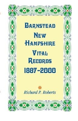 Image for Barnstead, New Hampshire Vital Records, 1887-2000