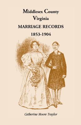 Image for Middlesex County Marriage Records 1853-1904