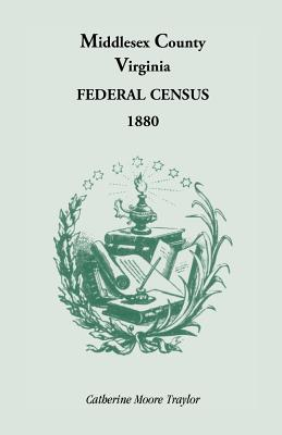 Image for Federal Census 1880 Middlesex County, Virginia