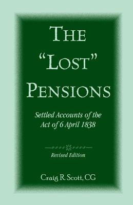 Image for The 'Lost' Pensions: Revised Edition