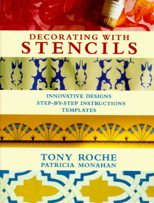 Image for DECORATING WITH STENCILS : INNOVATIVE DE