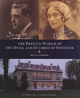 Image for The Private World of the Duke and Duchess of Windsor