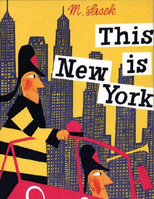 This Is New York, Miroslav Sasek