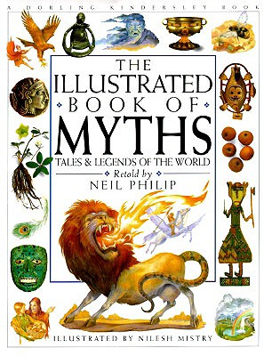 Image for Illustrated Book of Myths