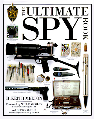 Image for ULTIMATE SPY BOOK  THE