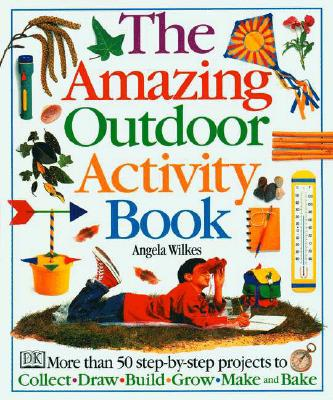 Image for Amazing Outdoor Activity Book