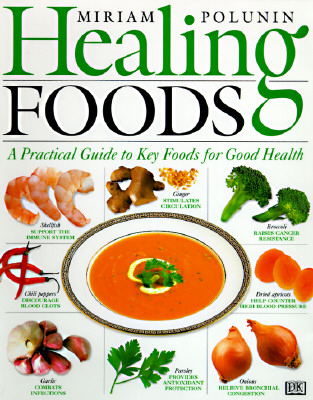 Image for Healing Foods (dk Living)