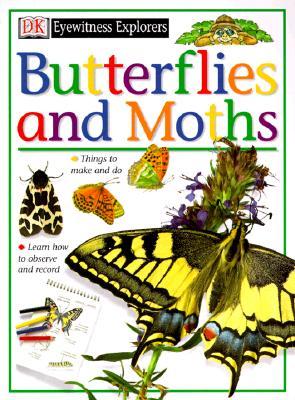 Eyewitness Explorers: Butterflies and Moths, Feltwell, John