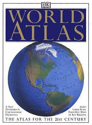 Image for DK World Atlas (1st ed)