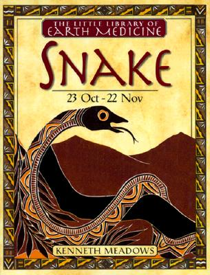 Image for The Little Library of Earth Medicine : Snake