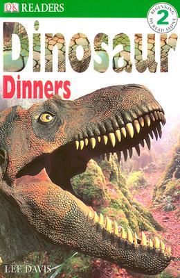 DK Readers: Dinosaur Dinners (Level 2: Beginning to Read Alone), Malcolm  Yorke, Lee  Davis