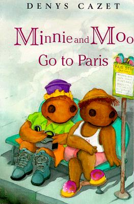 "Minnie and Moo Go to Paris (Minnie and Moo (DK Paperback)), ""Cazet, Denys"""