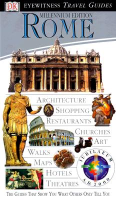 Image for Eyewitness Travel Guide to Rome (Revised)
