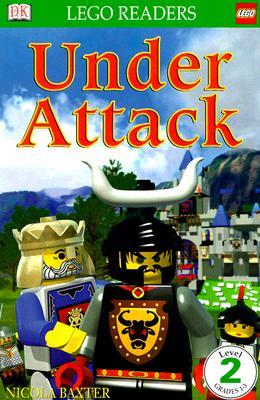 Image for Castle Under Attack (DK Lego Readers, Level 2)