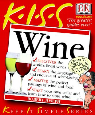 Image for Kiss Guide to Wine