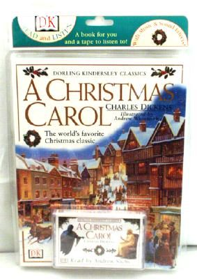 Image for DK Read and Listen: A Christmas Carol (with Cassette)