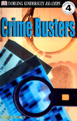 Image for DK Readers: Crime Busters (Level 4: Proficient Readers)