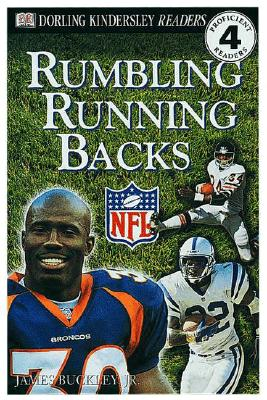 Image for DK NFL Readers: Rambling Running Backs (Level 4: Proficient Readers)