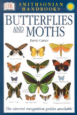 Image for Handbooks: Butterflies & Moths: The Clearest Recognition Guide Available (DK Smithsonian Handbook)