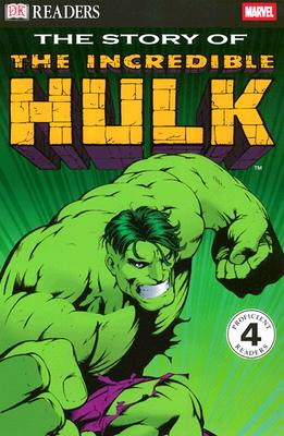 Image for The Story of the Incredible Hulk (DK Readers, Level 4)