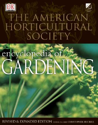 Image for American Horticultural Society Encyclopedia of Gardening