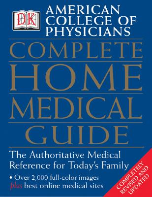 Image for American College of Physicians Complete Home Medical Guide
