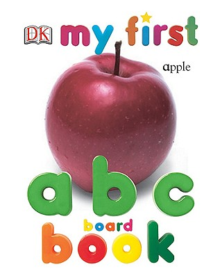 Image for My First ABC Board Book (My 1st Board Books)