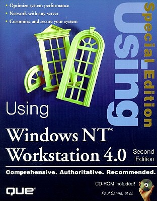 Image for Using Windows NT Workstation 4.0 (CD NOT Included)