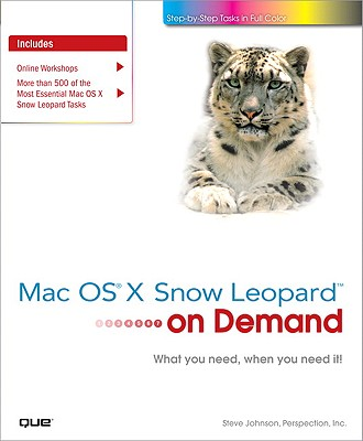 Image for Mac OS X Snow Leopard On Demand