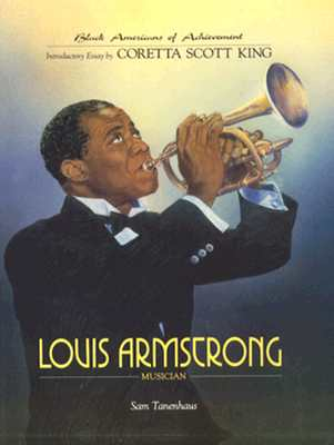 Image for Louis Armstrong (Black Americans of Achievement)