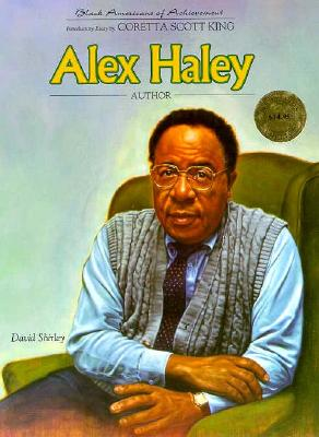 Image for Alex Haley (Black Americans of Achievement)