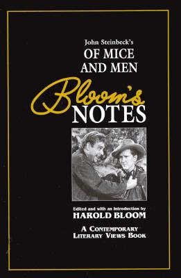 Image for John Steinbeck's of Mice and Men (Bloom's Notes)