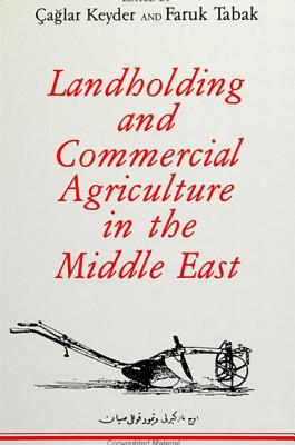 Image for Landholding and Commercial Agriculture in the Middle East (SUNY Series in the Social & Economic History of the Middle East)