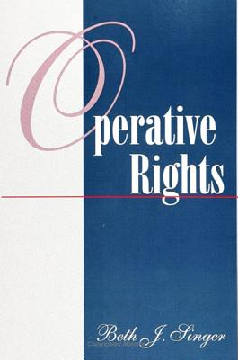 Image for Operative Rights