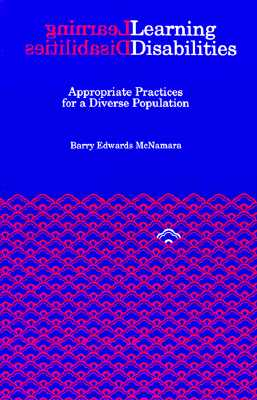 Image for Learning Disabilities: Appropriate Practices for a Diverse Population (Suny Series, Youth Social Services, Schooling and Public Policy)