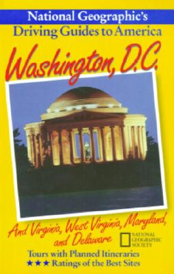 Image for National Geographic Driving Guide to america, Washington DC