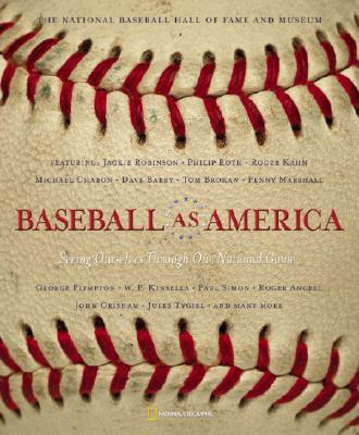 BASEBALL AS AMERICA, NATIONAL GEOGRAPHIC
