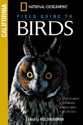 Image for National Geographic Field Guide to Birds: California