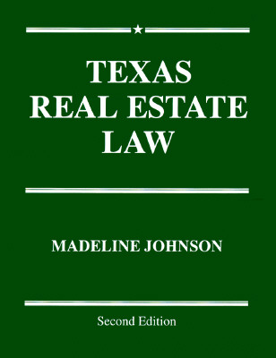 Image for Texas Real Estate Law