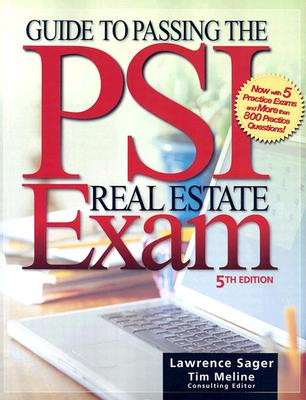 Image for Guide to Passing the PSI Real Estate Exam, Fifth Edition