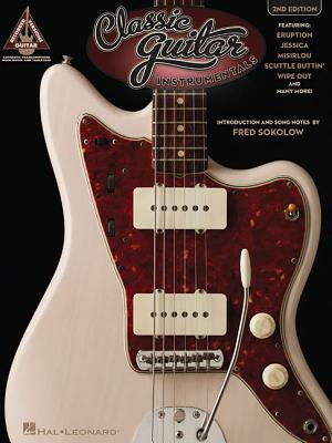 Image for Classic Rock Instrumentals   (Guitar Recorded Versions)
