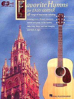 Image for Favorite Hymns for Easy Guitar